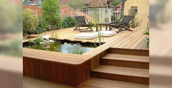 amenagement terrasse en bois beautiful bois montpellier piscines et terrasses du languedoc. Black Bedroom Furniture Sets. Home Design Ideas